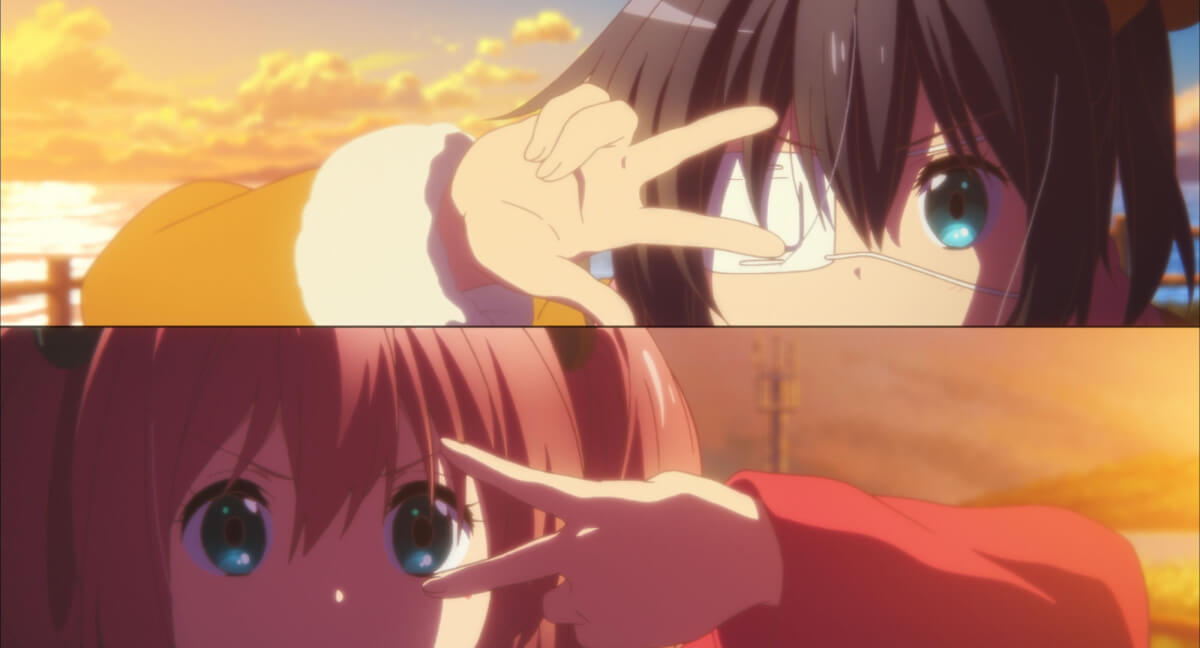 Love, Chunibyo and Other Delusions – Take On Me